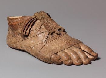 მსოფლიოში უძველესი ფეხსაცმელი - sportuli fexsacmeli