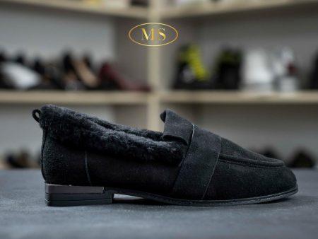 Sales - ტყავის ფეხსაცმელი